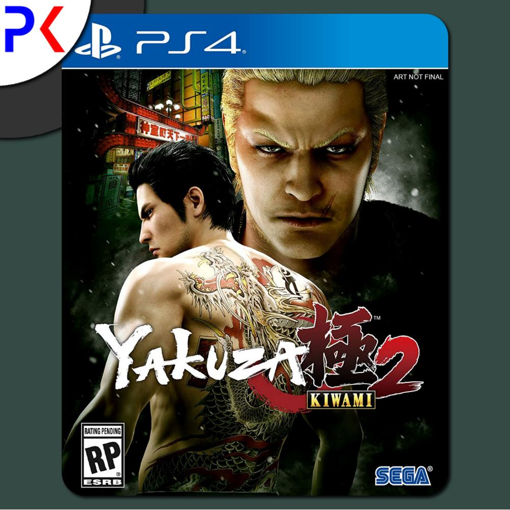 Buy Sell Cheapest Yakuza 6 Best Quality Product Deals Singapore Sony Ps4 0 Zero R1 Kiwami 2 R3