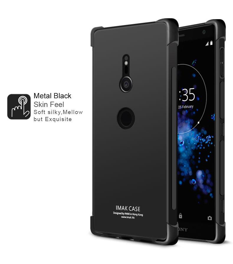 Sony Xperia Xz2 Imak Shock Resistant Case Full Coverage Casing Cover Airbag Version Free Screen Protector With Every Case Purchased Reviews