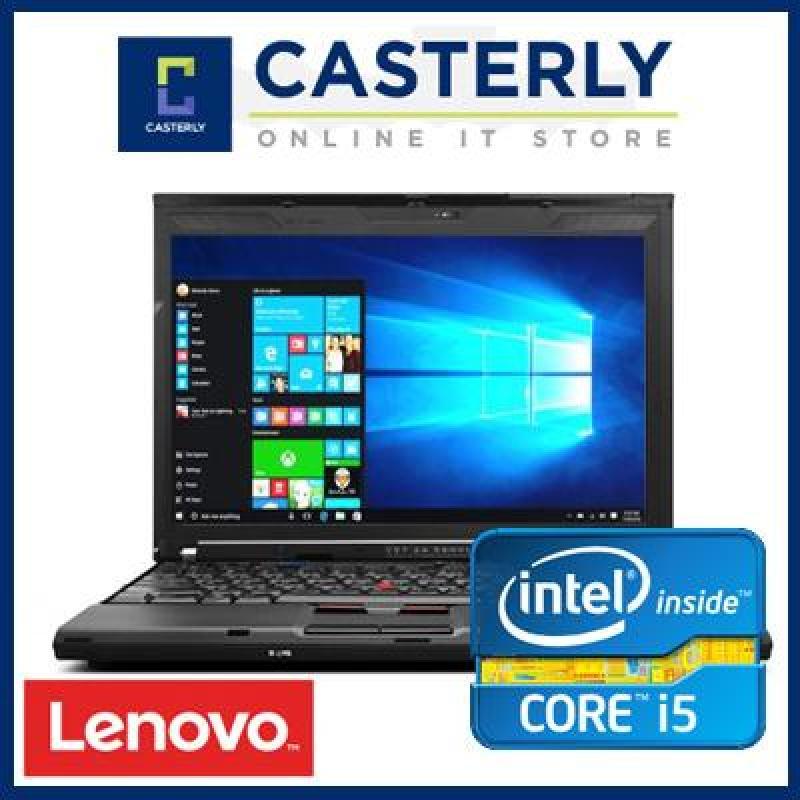 Refurbished Lenovo X201 Laptop / Intel i5 / 2GB RAM / 250GB HDD / Window 7 / One Month Warranty