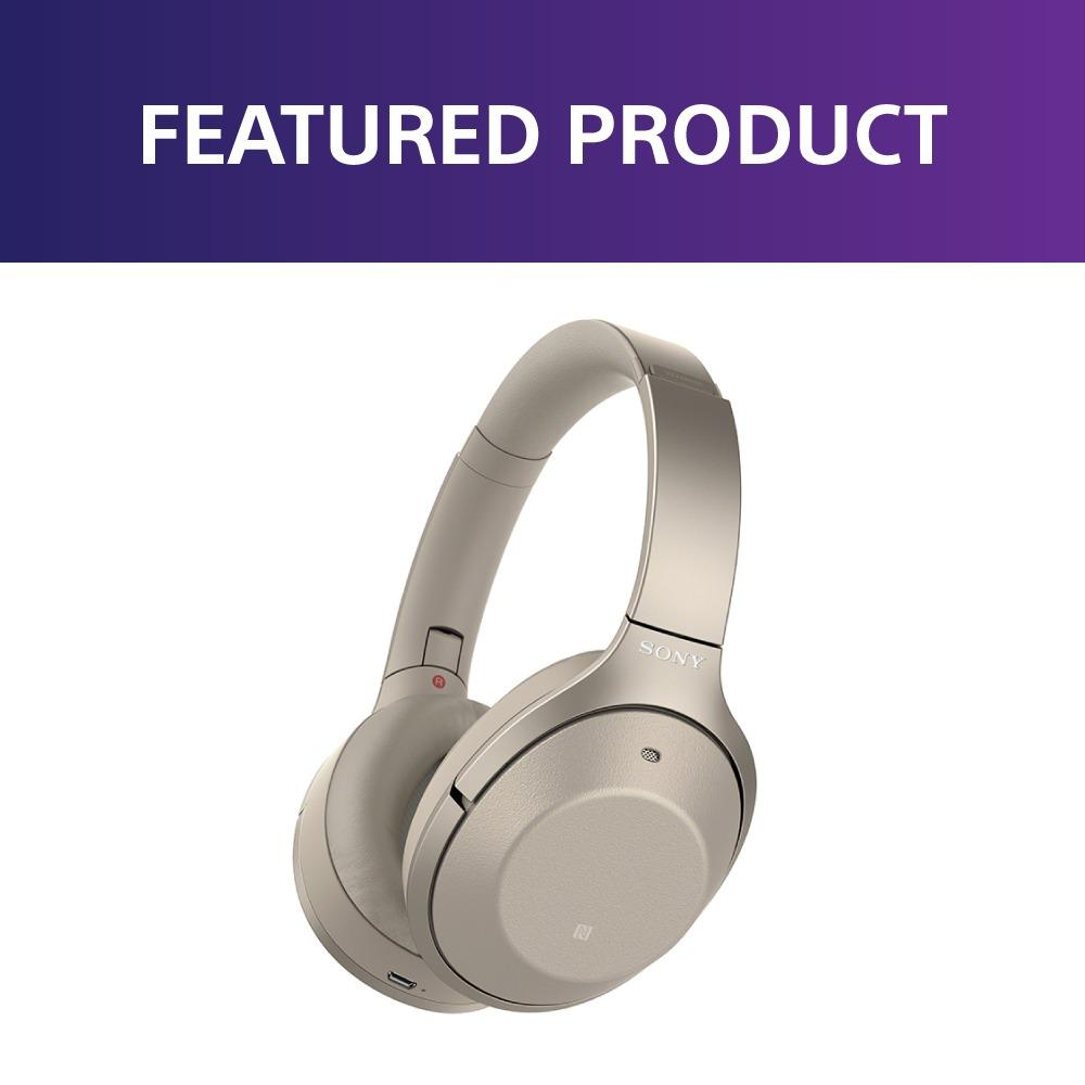 Sale Sony Singapore Wh 1000Xm2 Bluetooth Over Ear Noise Cancelling Headphones Gold Sony Cheap