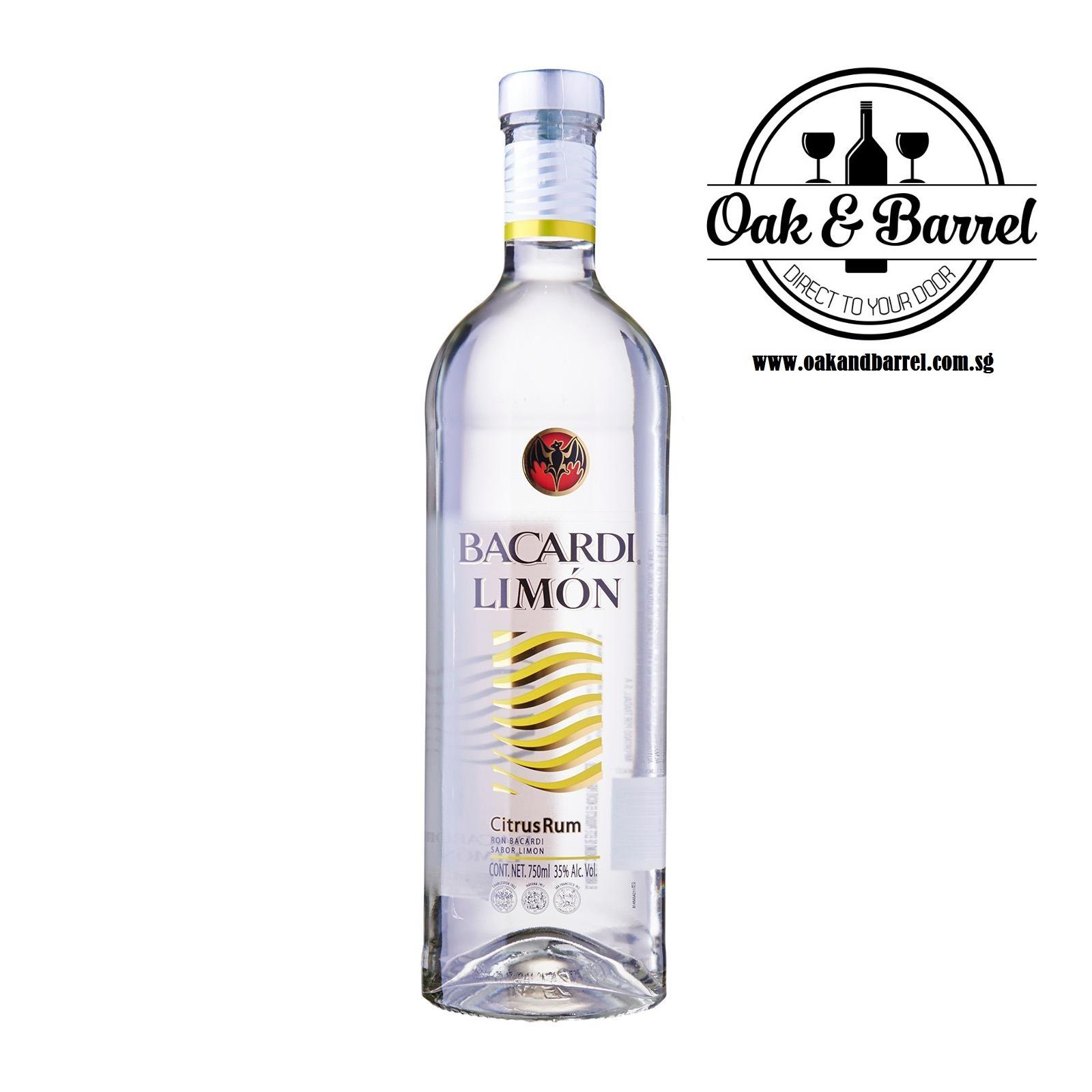 How To Buy Bacardi Limon 700Ml