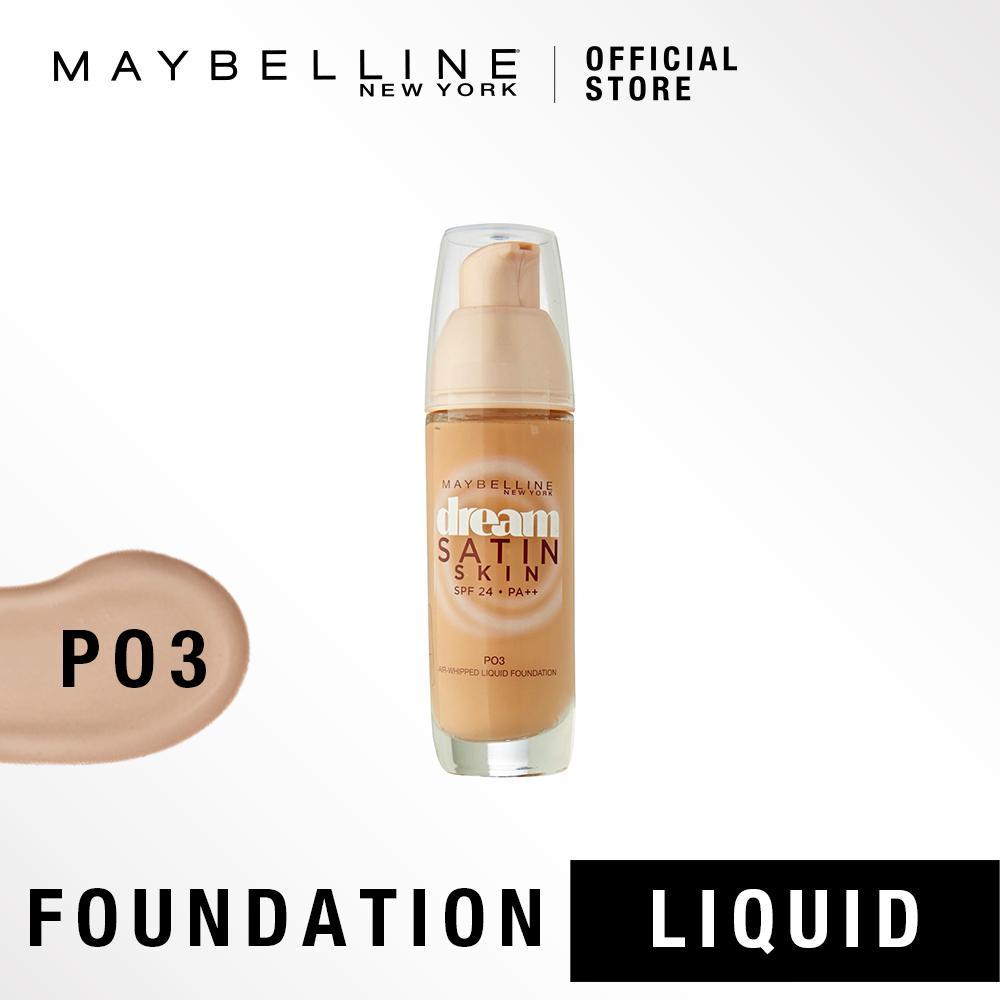 Maybelline Dream Satin Skin Liquid Foundation 30ml. By Maybelline.