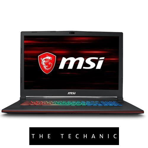 MSI GP73 LEOPARD 8RE 281SG