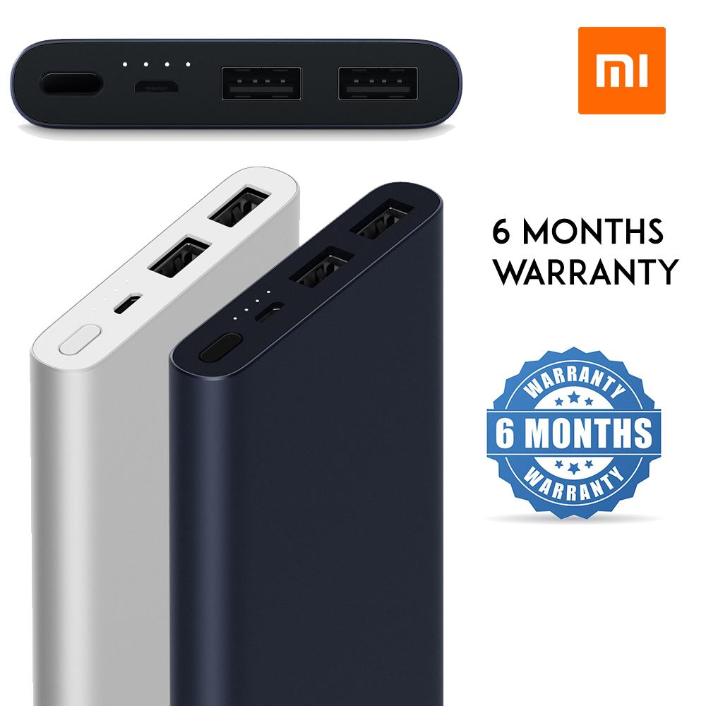 Buy Xiaomi Accessories Laptops Power Bank Generasi 2 Original 20000 Mah Powerbank Putih 10000mah 2018 Two Ports