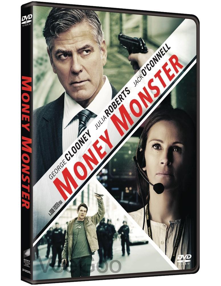 MONEY MONSTER DVD  (M18/C3)