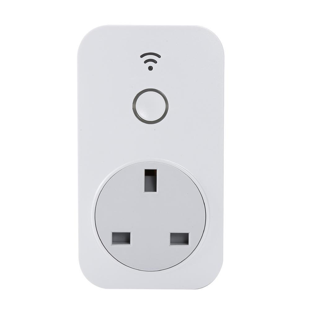 Buy Electrical Equipment Home Improvement Lazada Double Poles 2p Elcb Earth Leakage Circuit Breaker Diy Electricals Wifi Smart Plug Wireless App Remote Control Socket Compatible With Alexa
