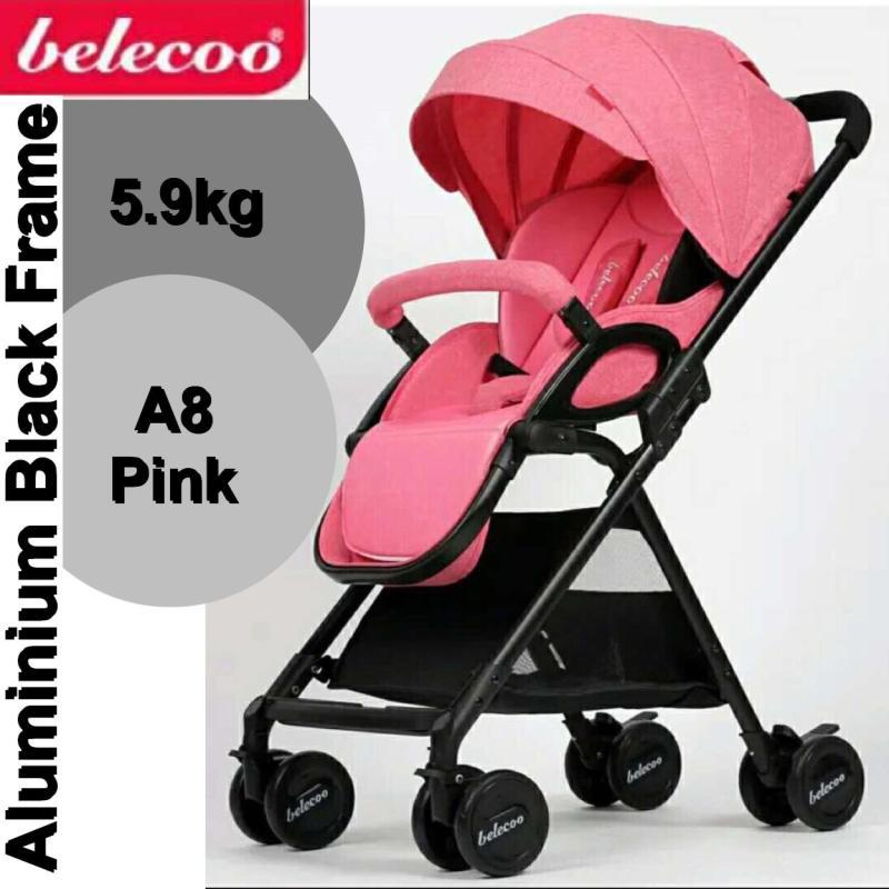 A8 5.9kg Stroller / Pram (Pink) Singapore