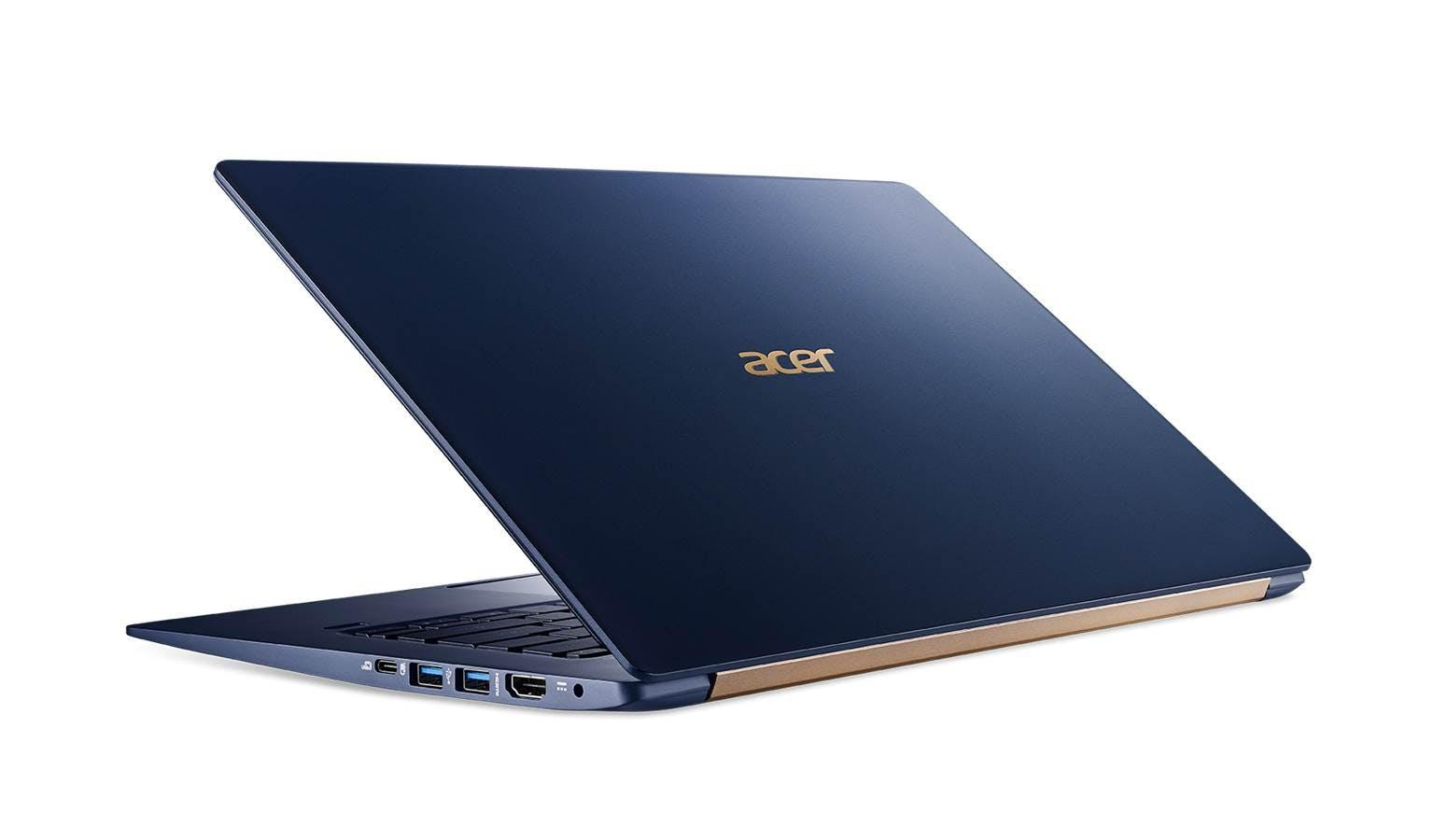 Acer Swift 5 SF514-52T-5702 (Blue) Thin & Light Laptop