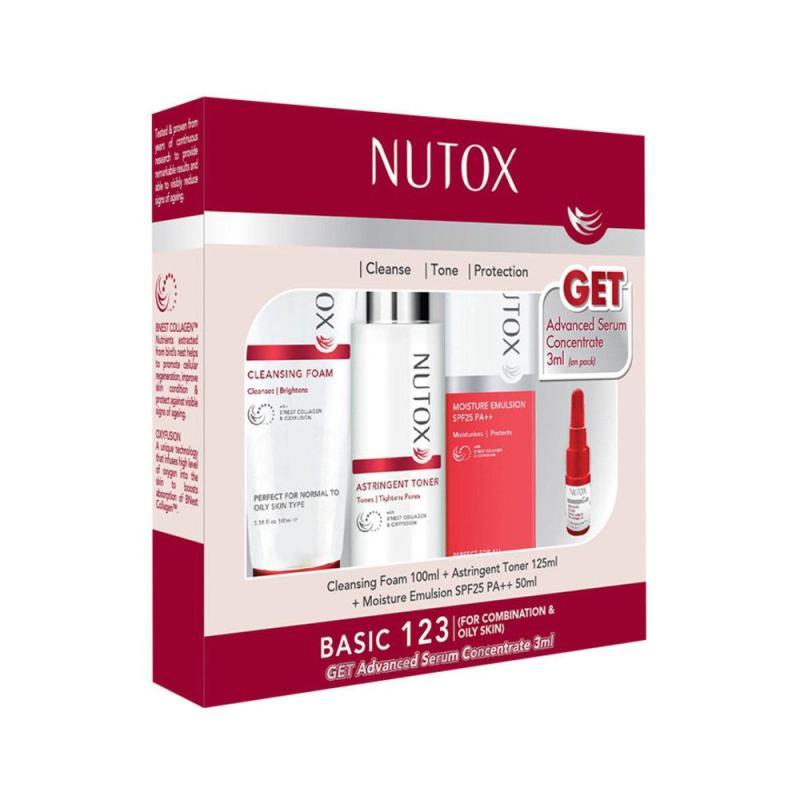 Buy NUTOX Basic 123 Set 1s Singapore