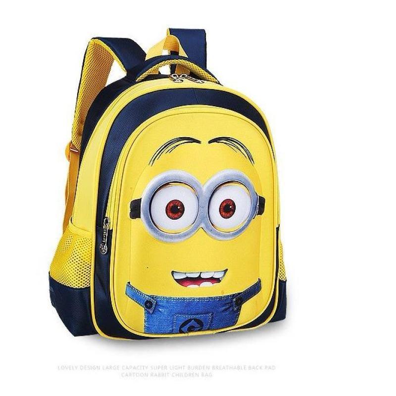 Kindergarten Primary School 3D Backpack School Bag