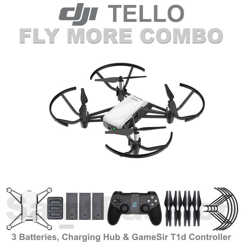 DJI Tello Fly More Combo