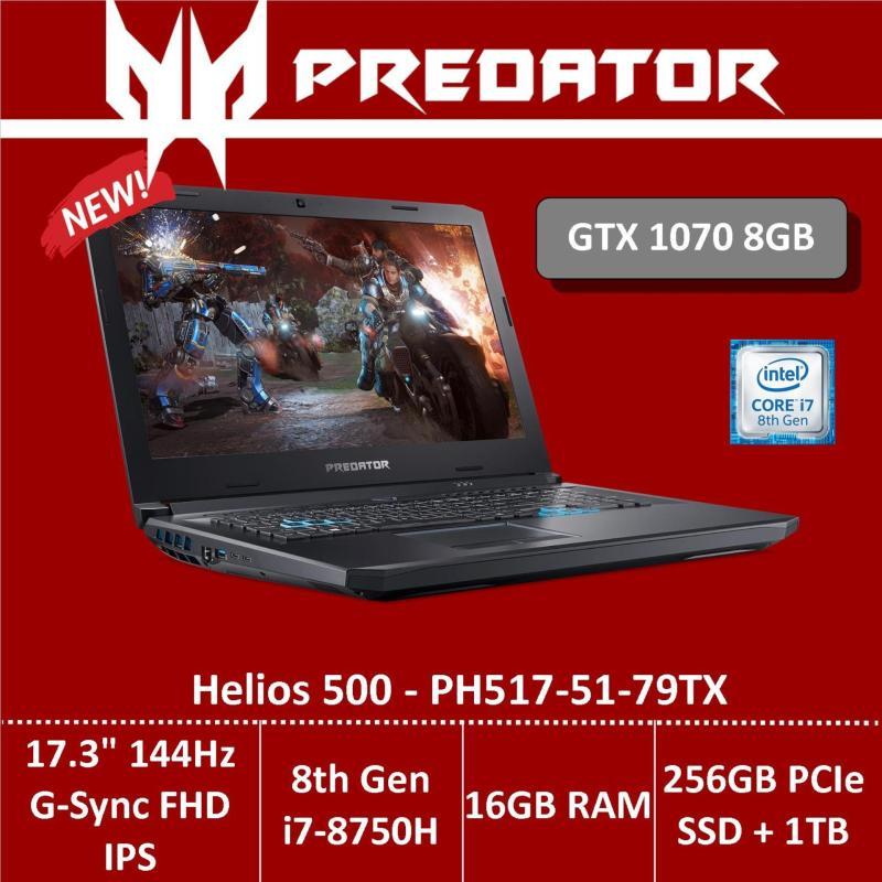 Predator Helios 500 (PH517-51-79TX) Gaming Laptop
