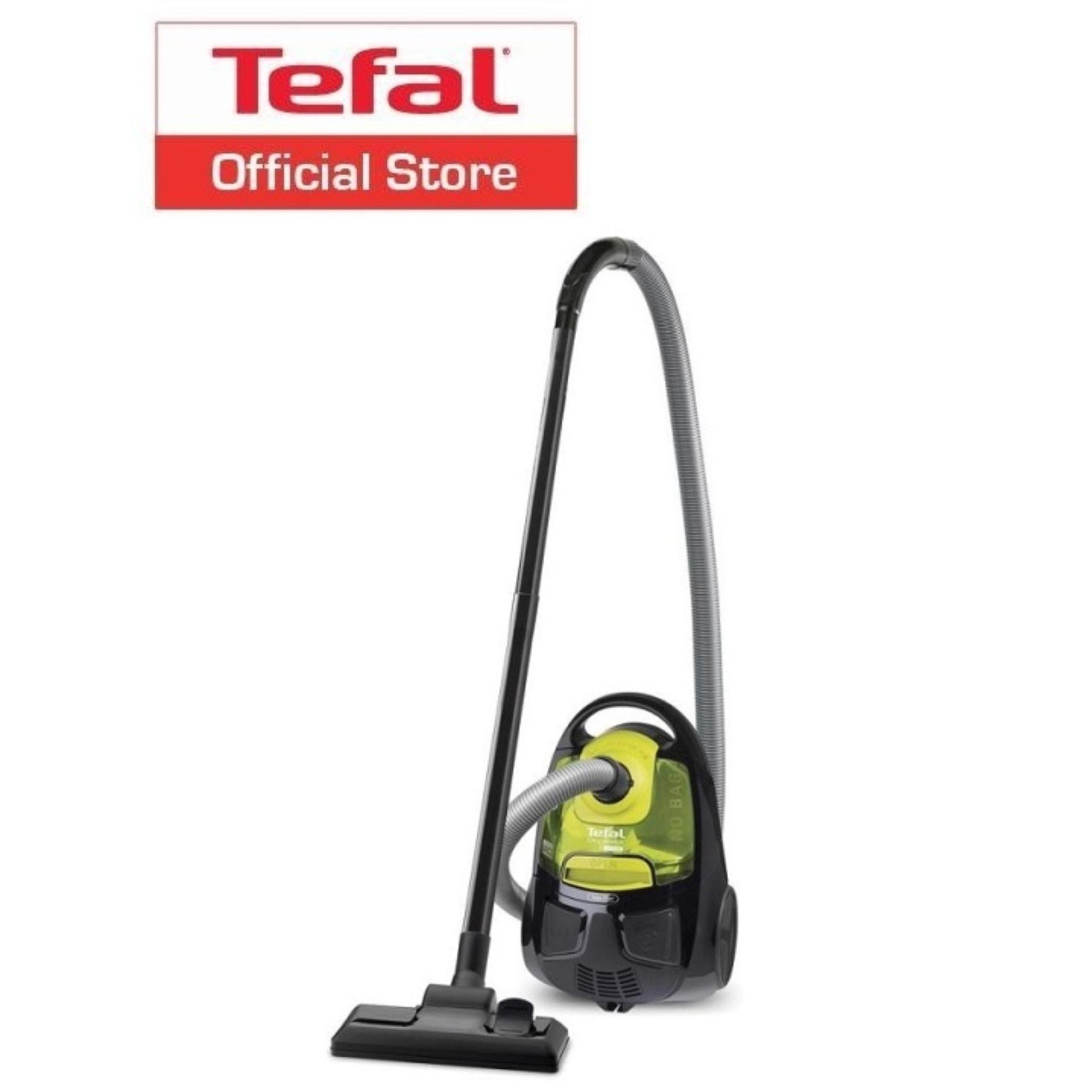 Tefal City Space Cyclonic Bagless Vacuum Cleaner Tw2522 Online