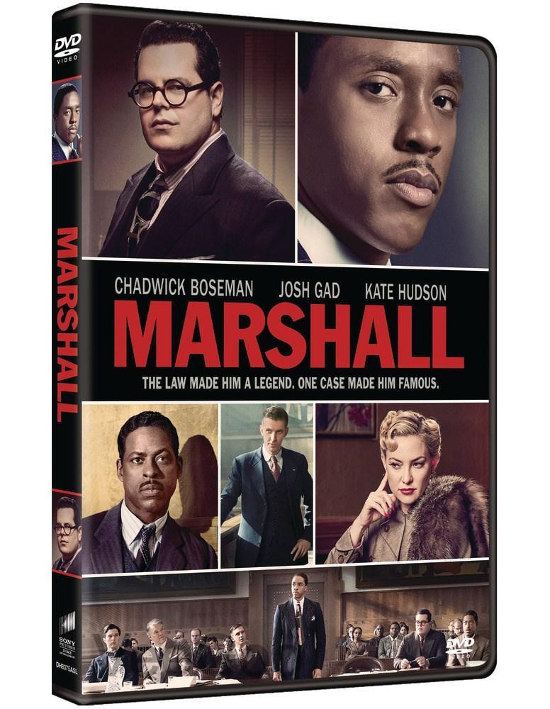 MARSHALL DVD (M18/C3)