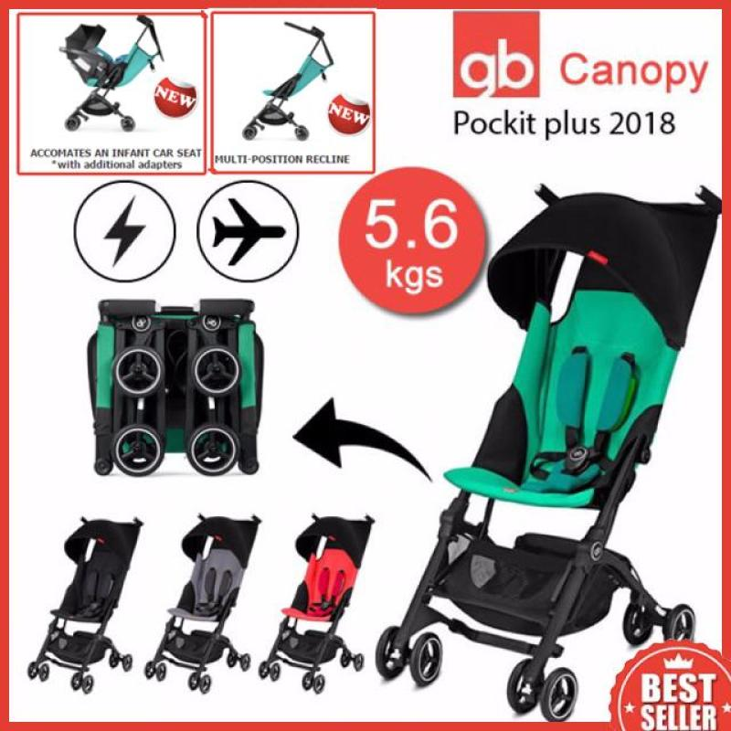 GoodBaby Pockit+ Stroller 2018 (4 colors available) - LOWEST PRICE GUARANTEED! 100% ORIGINAL - 100 SOLD WITHIN 1 MONTH! Singapore