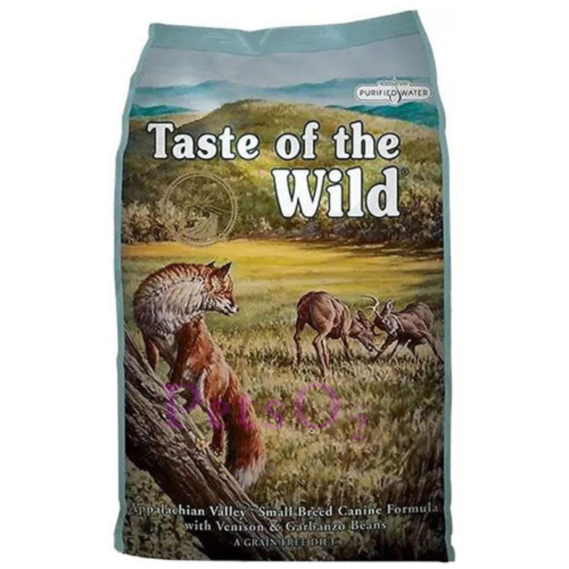Taste Of The Wild Appalachian Valley Dog Food 2kg By Petso2.
