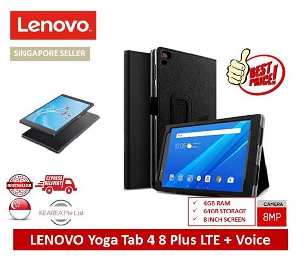 How Do I Get Lenovo Yoga Tab 4 8 Inch Plus Lte Voice