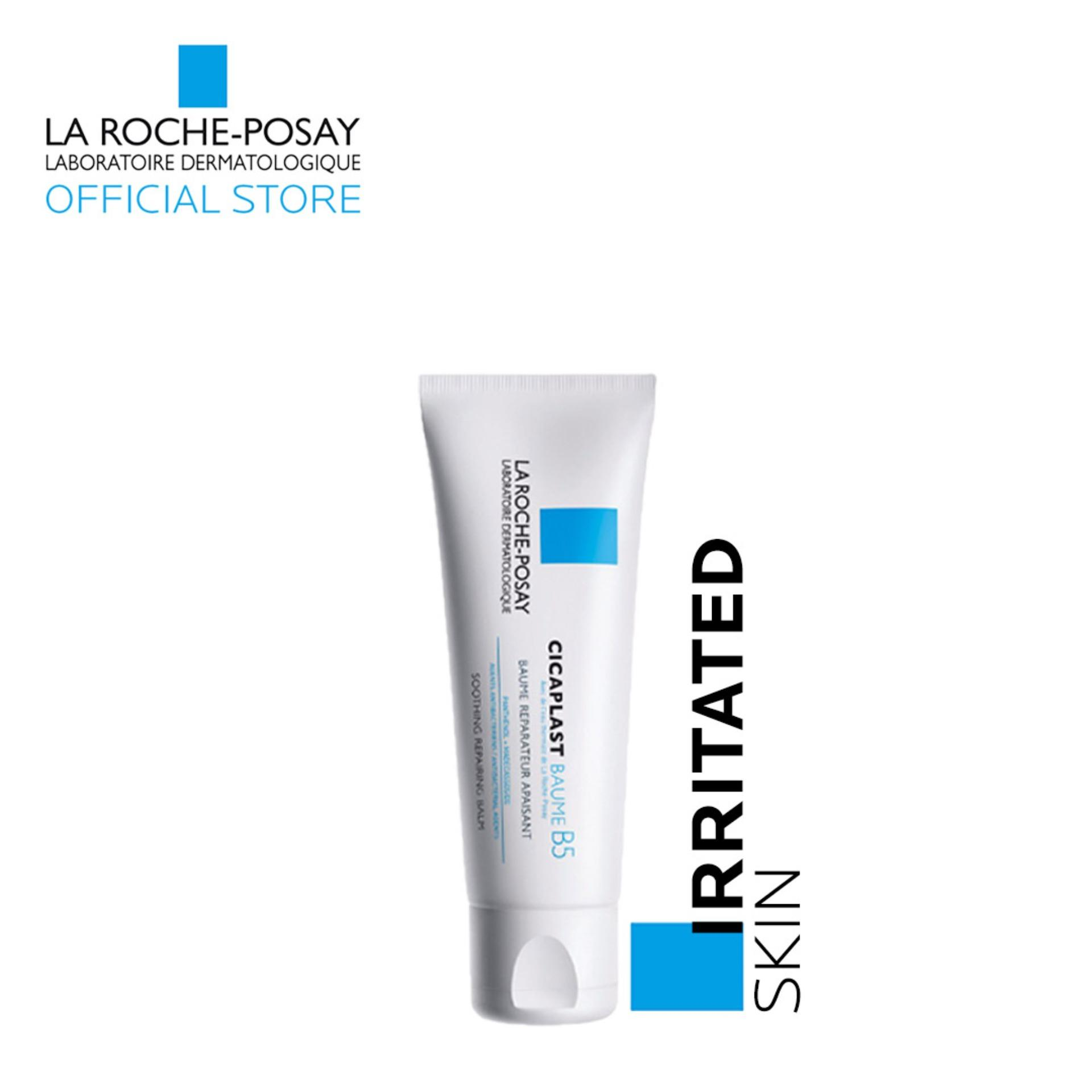 Cicaplast Baume B5 (multi-Repairing Balm) 40ml By La Roche-Posay By La Roche-Posay Official Store.