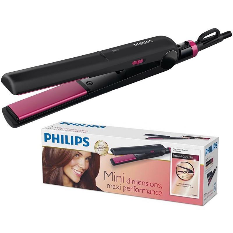 Philips HP8301 Essential Care Mini Hair Straightener