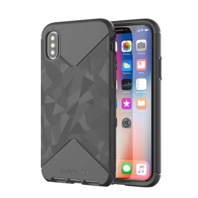 Buy Cheap Tech21 Evo Tactical For Iphone X Edition Black