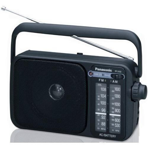 Cheaper Panasonic Radio Rf 2400D