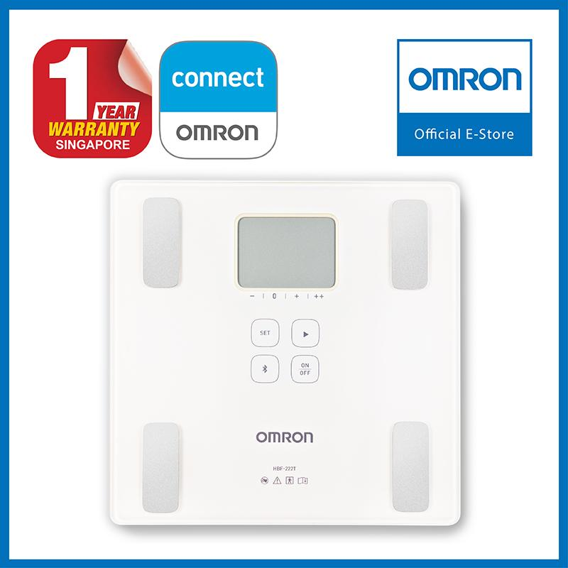 Omron Smart Elite Body Composition Monitor Hbf-222t By Omron Official Store.
