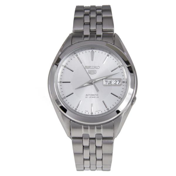 How To Buy Seiko Men 5 Men S Stainless Steel Strap Automatic Watch Snkl15K1