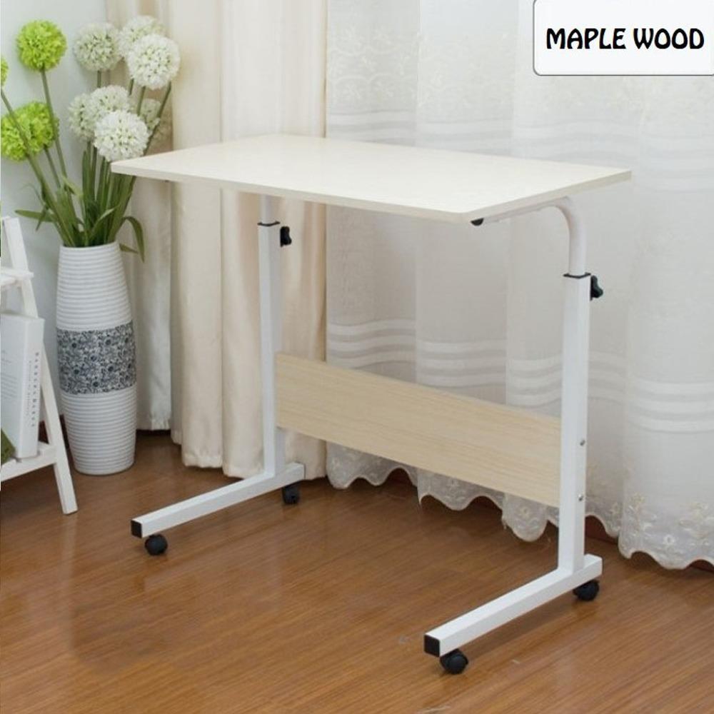 JIJI Adjustable Laptop Desk 60 x 40 cm - Laptop Tables / Work Office / Furniture (SG)