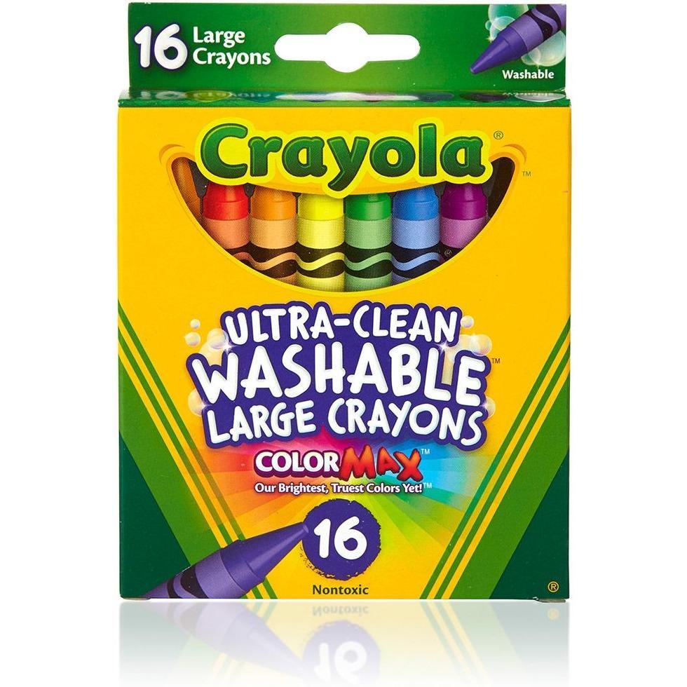 Buy Top Crayola Crayons Stationery Lazada