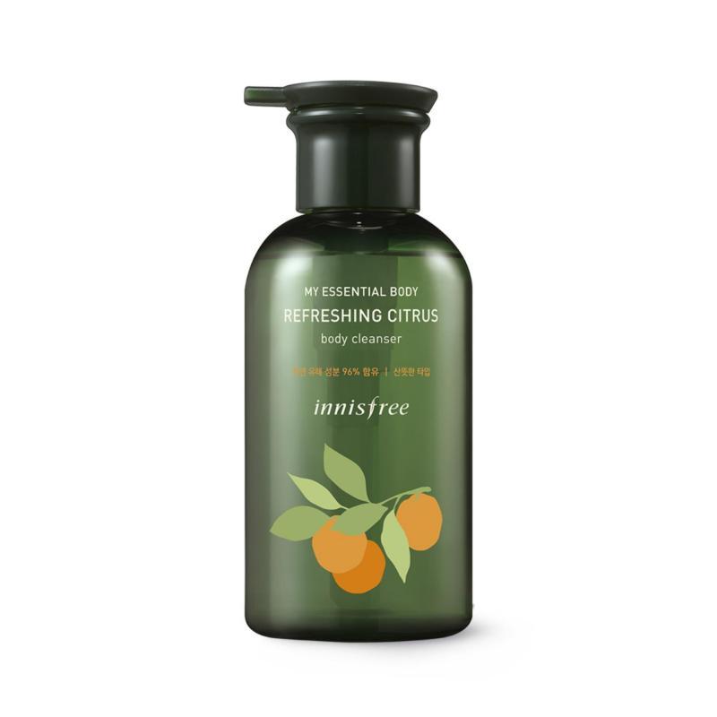Buy innisfree My Essential Body Citrus Body Cleanser 330ml Singapore