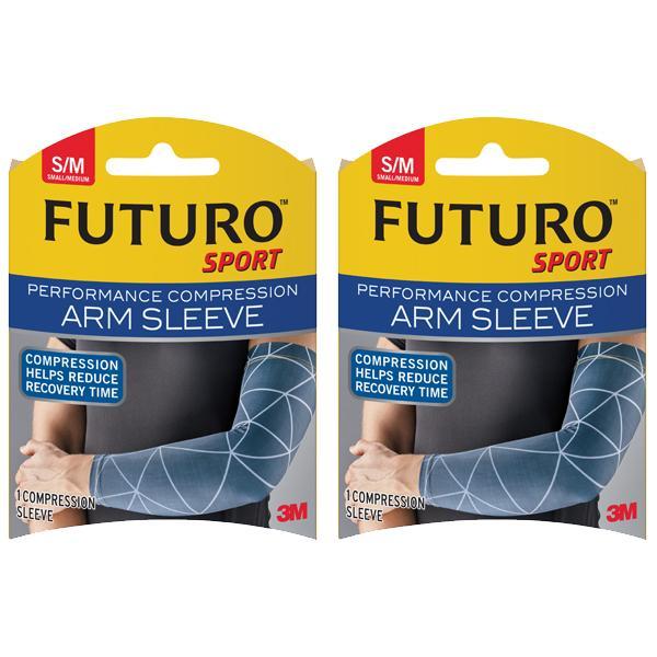 Who Sells Bundle Of 2 3M™ Futuro™ Performance Compression Arm Sleeve Small Medium