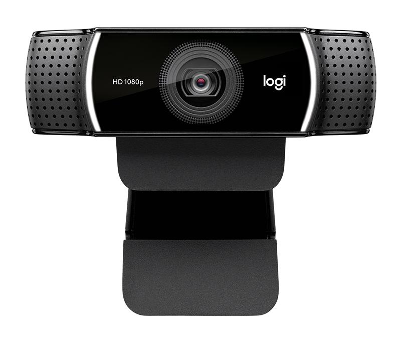 Logitech C922 HD Pro Stream Webcam FULL HD 1080P