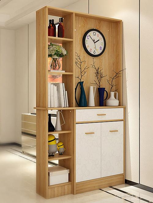 Fashion Partition Cabinet ( Free Installation With 12 Months Warranty )