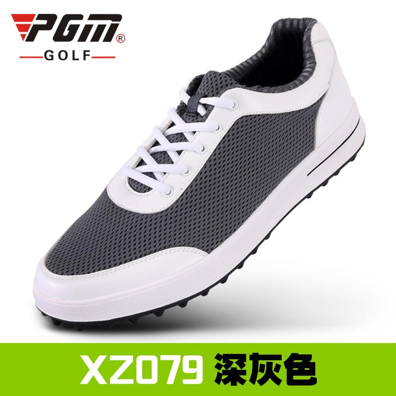 Ultra-Breathable! Pgm Golf Sneakers Men Wang Bu Xie Summer Sports Mens Casual Shoes Fixed Nail By Taobao Collection.