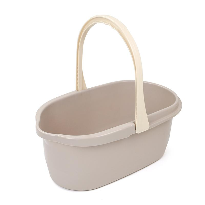 Rectangular Mop Bucket Collodion Cotton Sponge Cleaning Bucket Hand Household Water Storage Squeeze The Water Tobo Para Coleto Sub-Vehicle Cleaning Plastic Bucket By Taobao Collection.