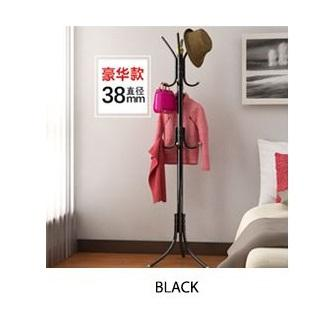 JIJI Steely Steel Clothes Rack (Free Installation) (LRCR-02A) (LRCR-02B) - Closet Organiser / Coat Racks / Furniture (SG)