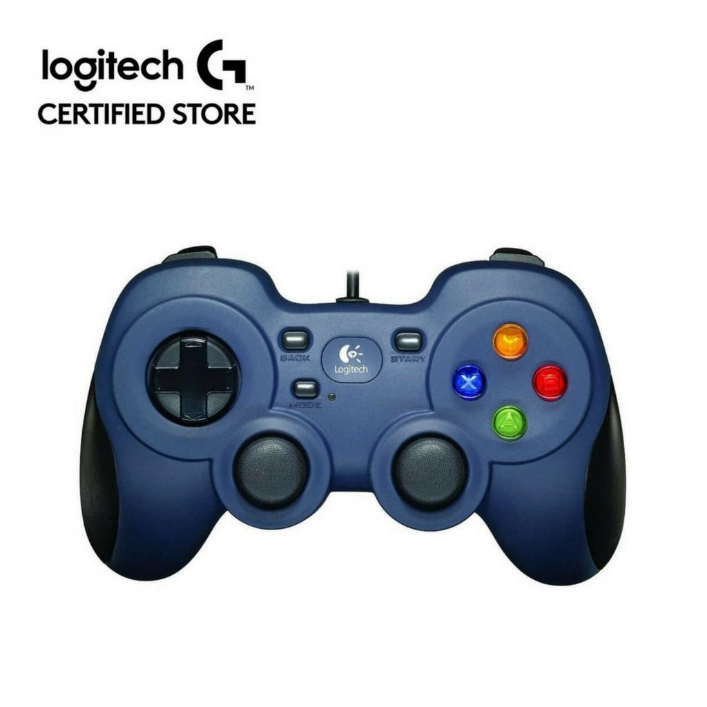 Logitech F310 Wired Gamepad For Pc Gaming And Android Tv By Logitech Certified Store.