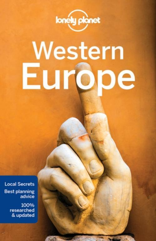 Lonely Planet Western Europe (Author: Lonely Planet, ISBN: 9781786571472)