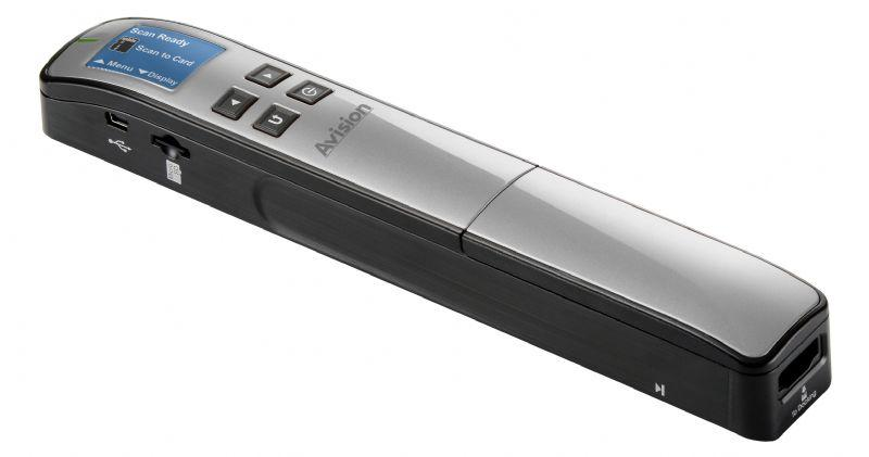 Avision Miwand 2l Pro-Silver Pro Mobile Scanner By Itmallsg