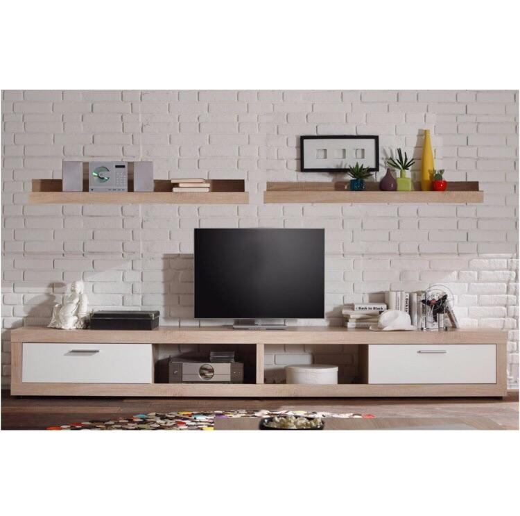 TV console and cabinet 290cm
