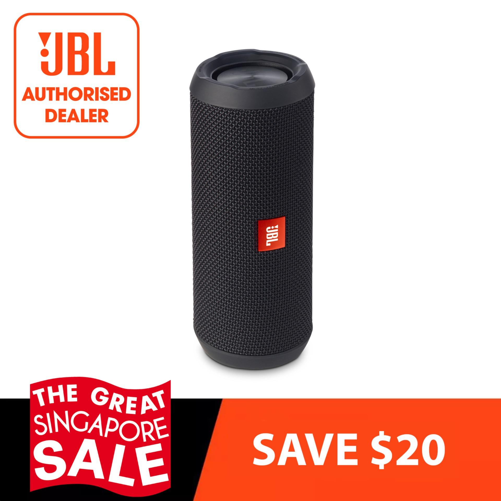 Discounted Jbl Flip 3 Splashproof Portable Bluetooth Speaker With Powerful Sound And Speakerphone Technology