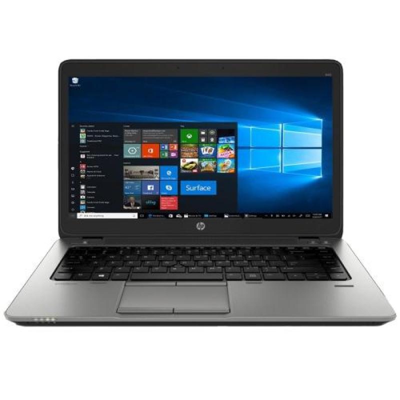HP Elitebook 840 G1 14in Core i5-4300U@1.9Ghz 4th Gen 8GB RAM 320GB HDD Win 10 Pro Bluetooth Webcam Used