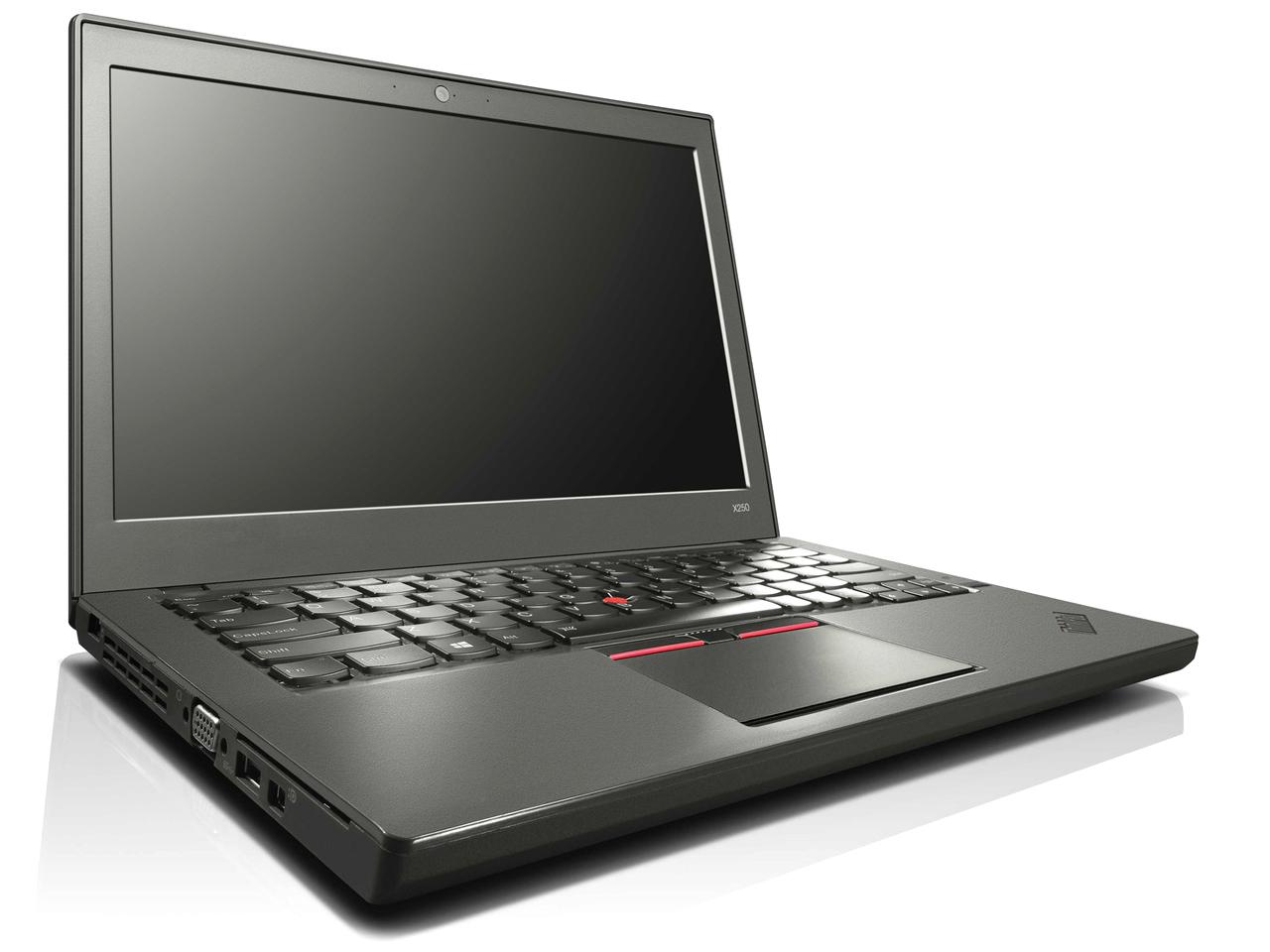(Refurbished) Lenovo ThinkPad X250 - 12.5  - Core i5 5300U - 8GB - 480GB SSD - Windows 10 Pro 64 Bit - Dual Battery ( Internal & External ) - *FREE Pre-Installed Anti Virus (Trend Micro Internet Security 2019) (1 device) 12mth