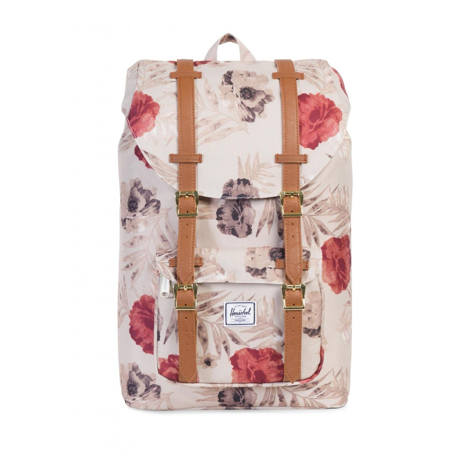 Herschel Supply Co Little America Pelican Flora Mid Volume Herschel Supply Co Discount
