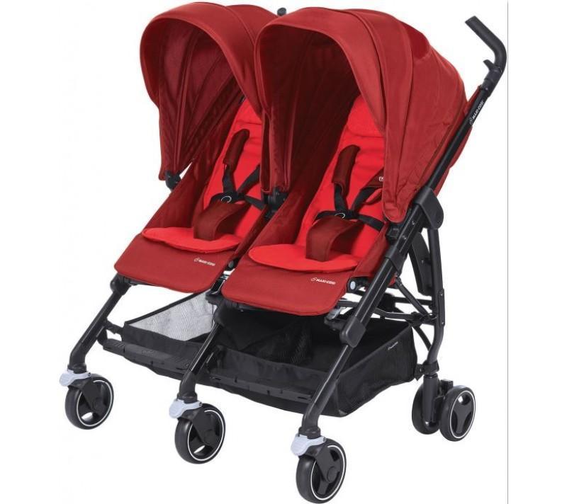Maxi Cosi Dana For 2 Stroller (Vivid Red) Singapore