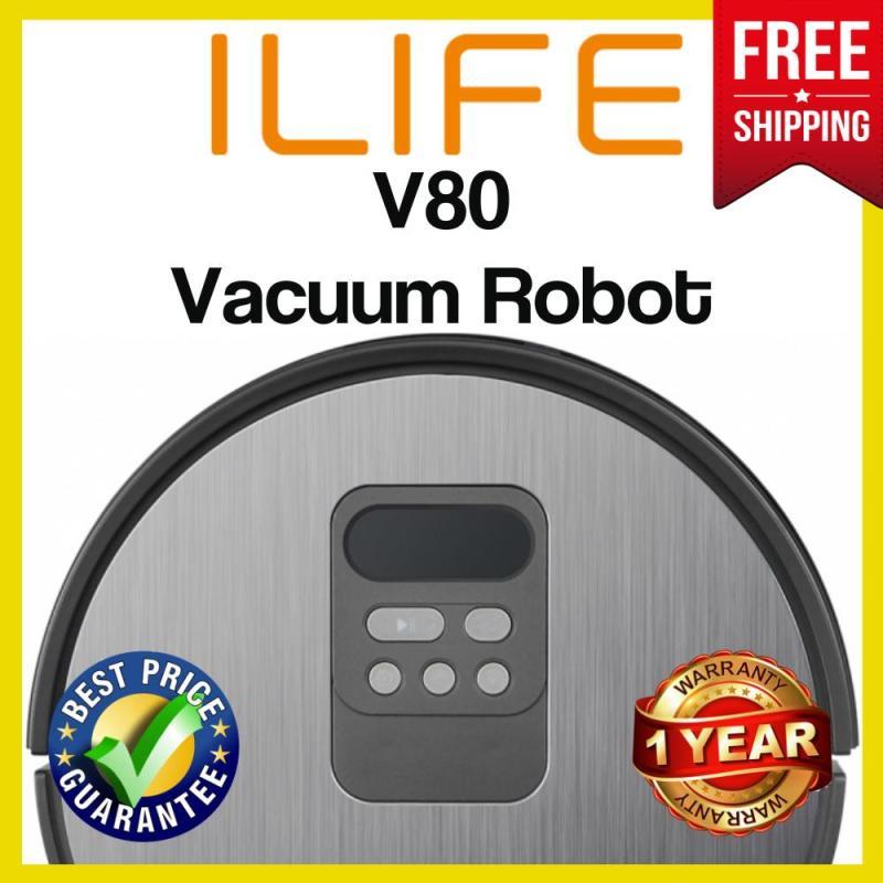 iLife V80 Robotic Vacuum Cleaner Singapore
