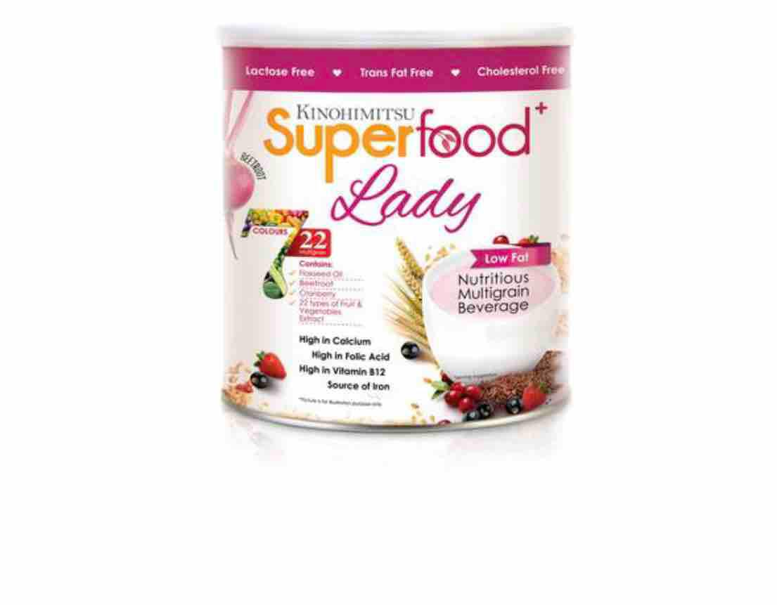 Kinohimitsu SuperFood+ Lady 500gm