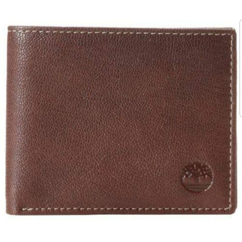 29d915ed26 Timberland Leather Bifold Wallet