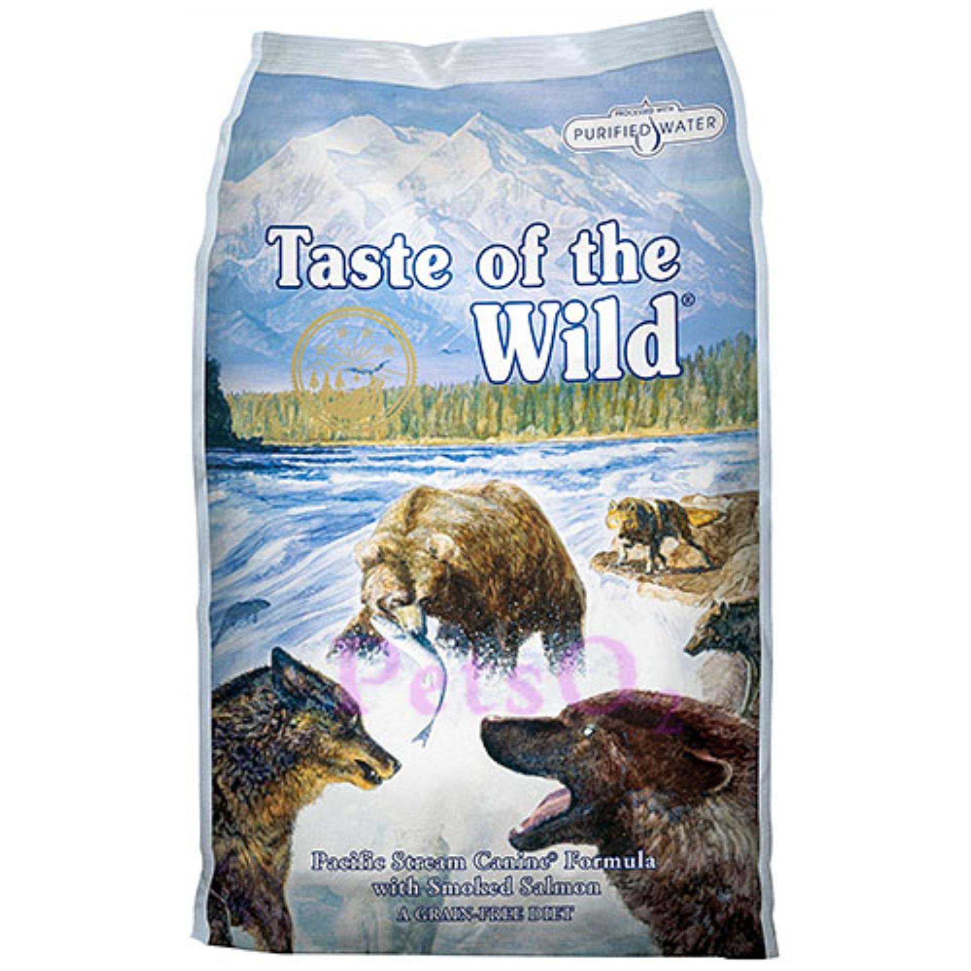 Taste Of The Wild Pacific Stream Dog Food 2kg By Petso2.