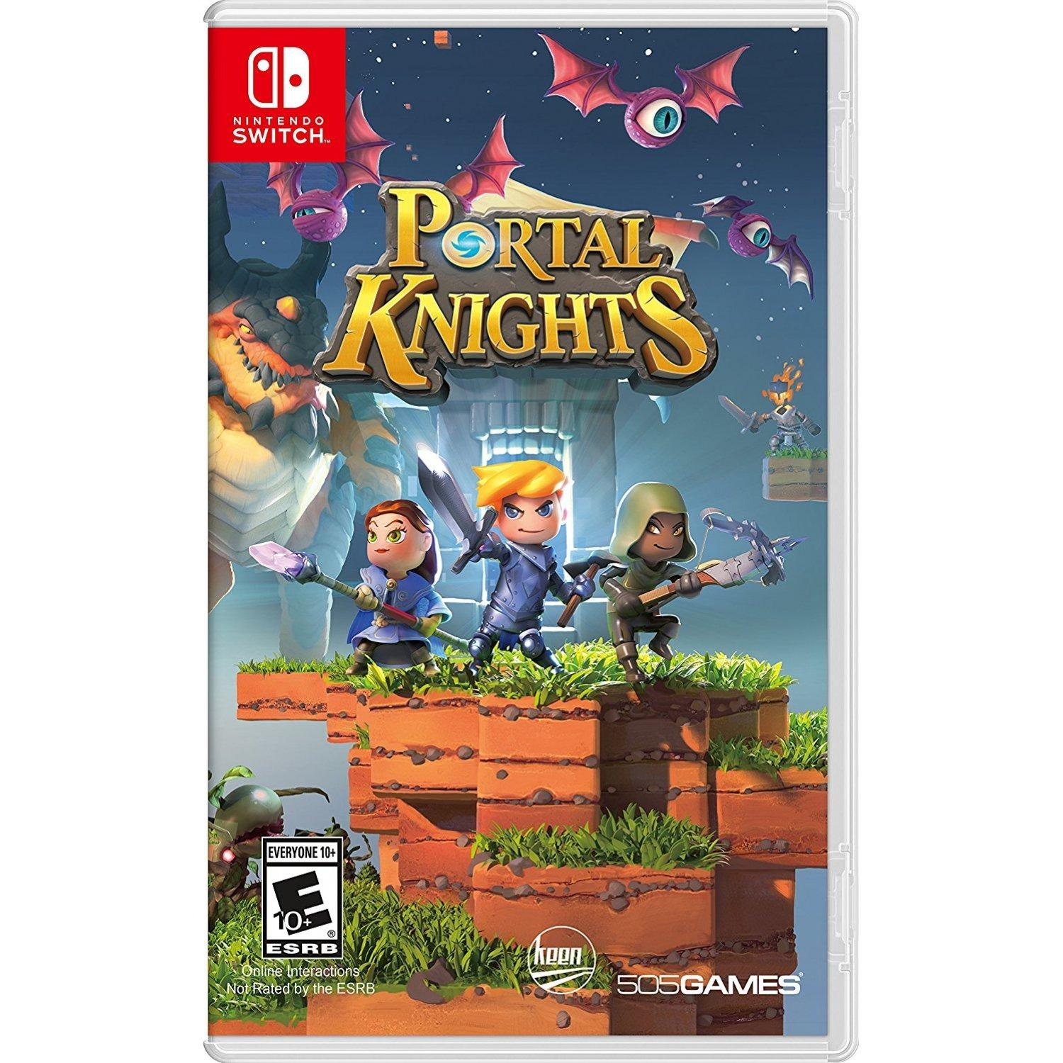 Sale Nintendo Switch Portal Knights 505 Games On Singapore